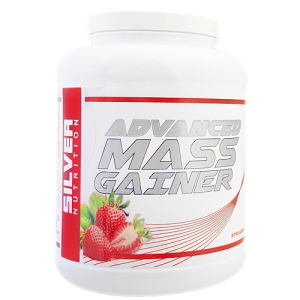 ADVANCED MASS GAINER 6 LBS STRAWBERRY